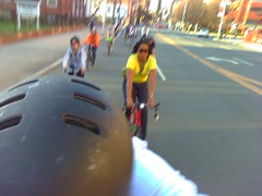 Critical Mass Hartford  April 2009