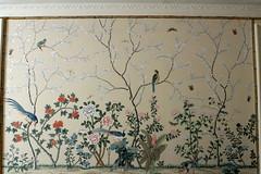Marble Hill House (tommyajohansson) Tags: wallpaper bird london birds geotagged richmond chinoiserie faved englishheritage marblehillhouse tommyajohansson