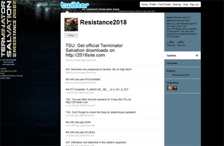 twitter resistance