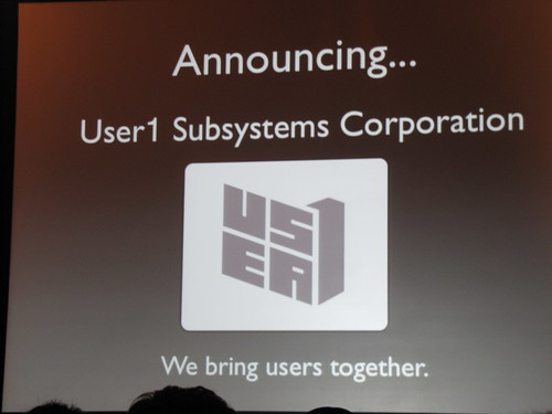 User1 Subsystems Corporation