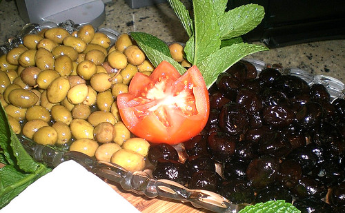 Home Made Olives
