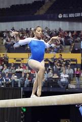 2009 SEC Mellanie Sinclair (wcgfan) Tags: college universityofflorida gators womens gymnastics sec uf mellaniesinclair