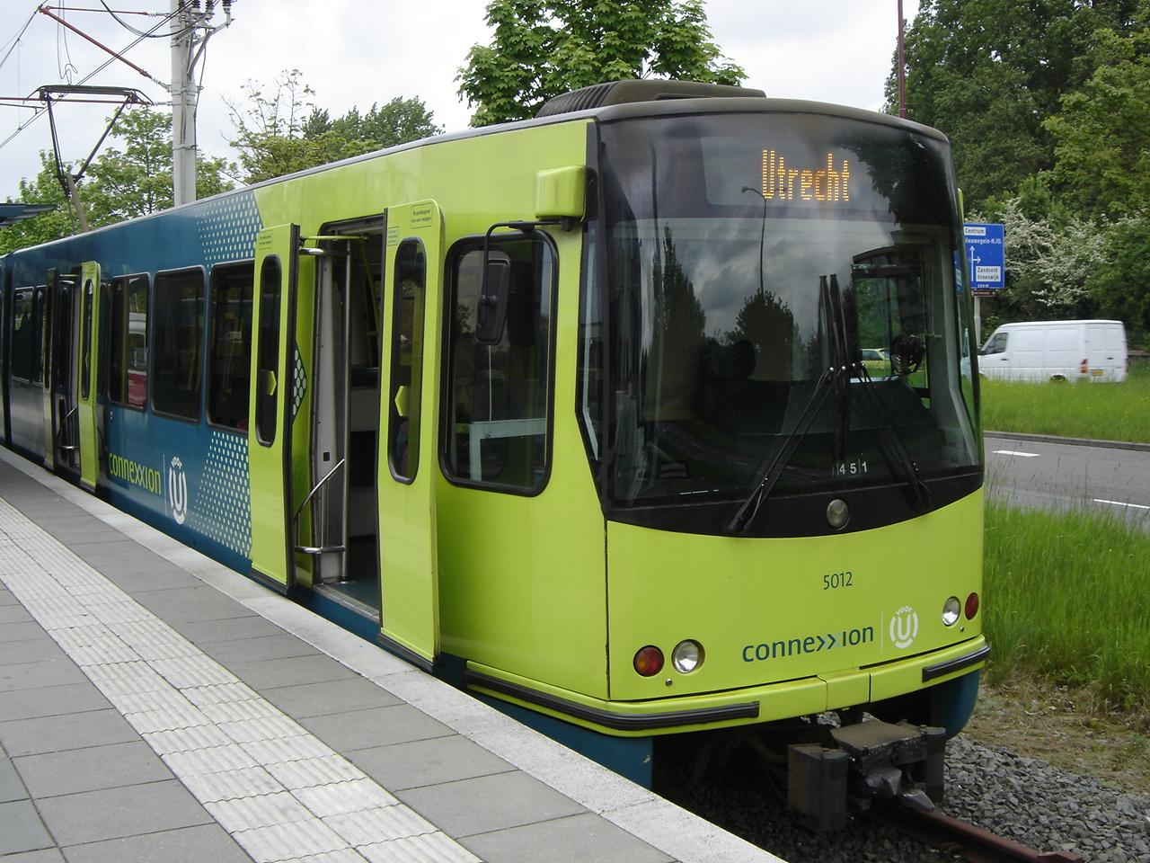 Nieuwegein: Connexxion