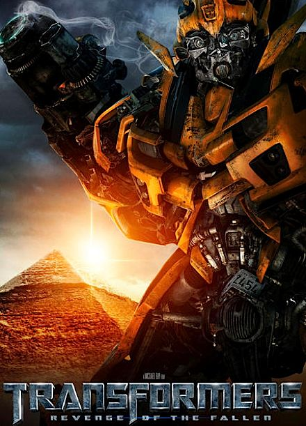 New Transformers: Revenge of The Fallen Character Posters2