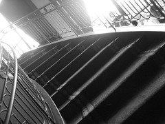 the winding staircase (_melika_) Tags: family blackandwhite breakfast mall mom restaurant brother sunday mother mama staircase shoppingmall brunch sibling orangecounty southcoast costamesa momma mothersday southcoastplaza kevincostner theclubhouse brunchbuffet costamesaca kevincostnersrestaurant