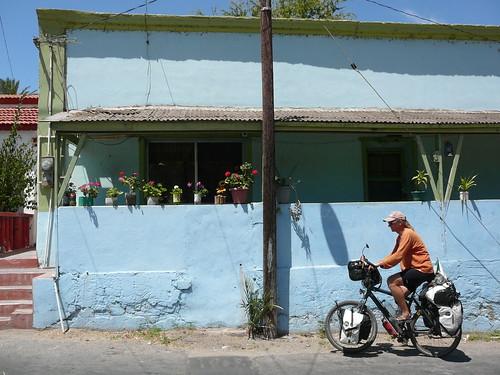 Casas de colores en San Ignacio