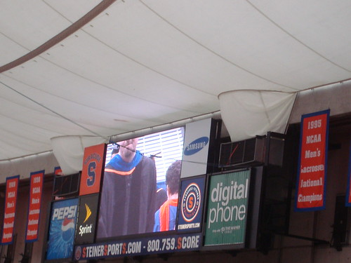SU Graduation 2009 - Greeted by Nancy Cantor