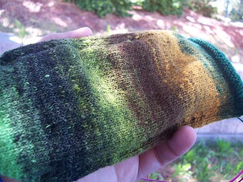 Noro Earl Grey Socks