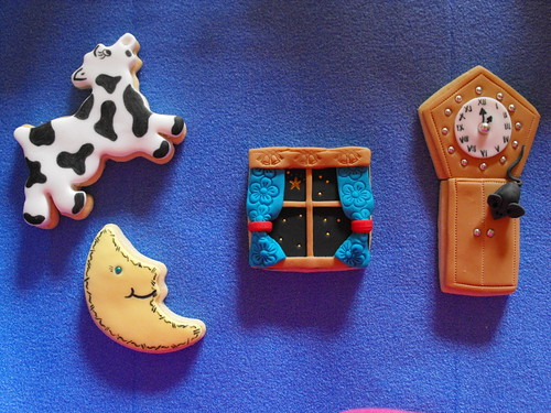 Nursery Rhyme Theme Cookies for Sweet Treats Cookie Challenge 2