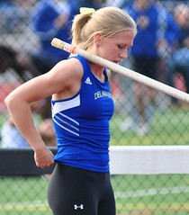 DSC_0601 (MNJSports) Tags: girls bar temple amazing women dramatic georgetown pole stjosephs lasalle delaware messiah polevault swarthmore rutgers ncaa height exciting ursinus cuc trackfield desales richardstockton muehlenburg swarthmorelastchancetrackmeet