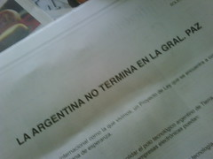 la argentina no termina en la gral. paz