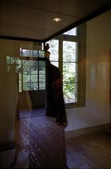 Reflection of glass (Nam2@7676) Tags: film japan analog dof pentax bokeh scan 400   aichi canoscan  meijimura mz3 nam2 centuria 31mm   silverfast  fa31 kmount 7676  8800f  smcpfa31mmf18 dnpcenturia400 justpentax smcfa31mm118allimited yasunarinakamura  nam27676