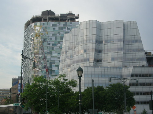 Nouvel and Gehry