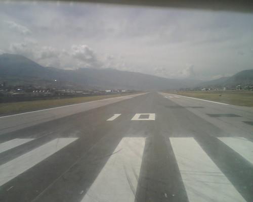 Cusco Runway 10