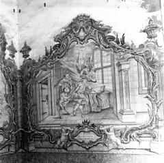 Igreja e antigo convento de So Bento de Castris, vora, Portugal (Biblioteca de Arte-Fundao Calouste Gulbenkian) Tags: portugal jorge azulejo joo azulejariaportuguesa joomigueldossantossimes