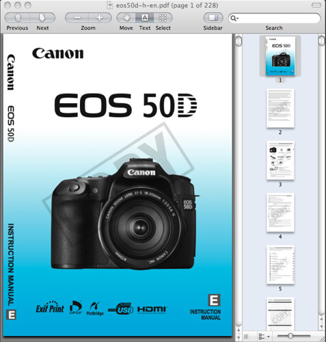canon 50d manual now available for download rh dpnotes com canon eos d60 manual pdf canon eos 50d service manual repair guide