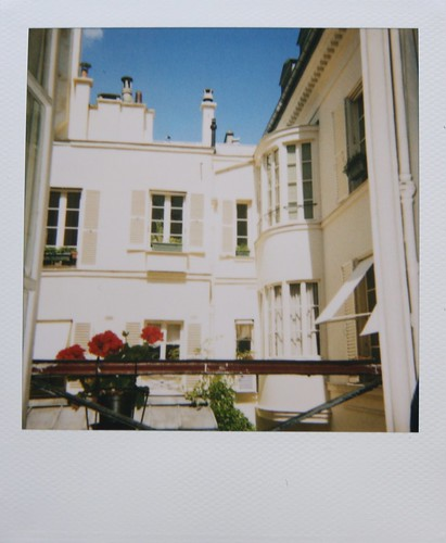 Paris Polaroid #1