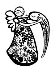 come ride with me #2 (* Little Circus Design *) Tags: tattoo illustration skulls skeleton pattern decorative australiana floralpattern brushandink thedayofthedead birdimages brushink melbourneart australianart contemporaryillustration blackandwhiteimages thejackywintergroup monochromaticcolour littlecircusdesign madeleinestamer littlebirdsville limitededitiongicleeprints australianillustration contemporaryfolkstyle