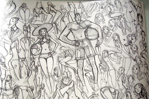Rob Laro's Sketchpage #014