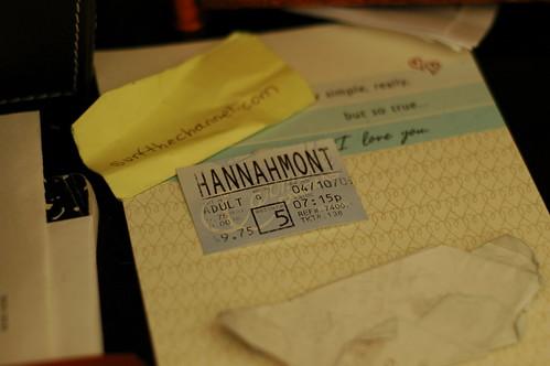 Hannah Montana Ticket