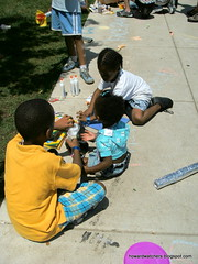 Sidewalk Artists