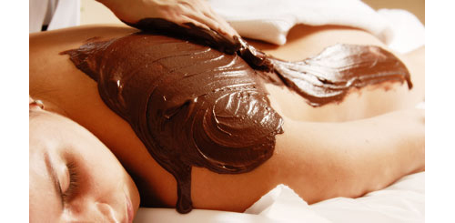 Chocolate Body Wrap with Massage