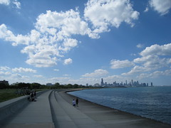 All roads lead to Chicago (saiko.Boy) Tags: summer chicago lakeshoredrive