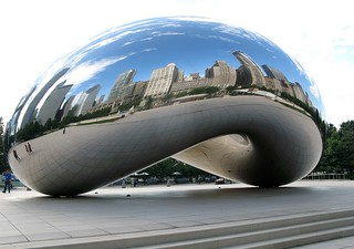Postcard from Chicago....