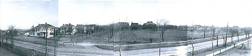"""Old Panarama Photographs of Concordia Teachers College (now Concordia University) in Seward"" Nebraska"