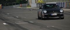 Porsche GT3 RS (simons.jasper) Tags: road summer color beautiful car racecar jasper belgium belgie sony fast special porsche circuit simons a100 digest supercars zolder 997 specialcolor matzwart autogespot spotswagens