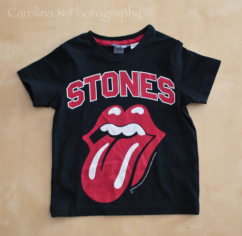 Stones T-shirt For Baby Boy by H&M - June 27, 2009