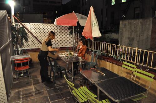 Taze Turkish Cuisine and Hookah & Beer Garden Brooklyn Heights NY