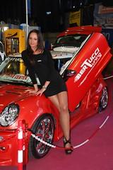 Red (eufrapi (il mio acronimo)) Tags: girls curve palermo motorshow bellezza ragazza gambe motori ragazze macchine volto eleganza fieradelmediterraneo eufrapi palermophotoworld