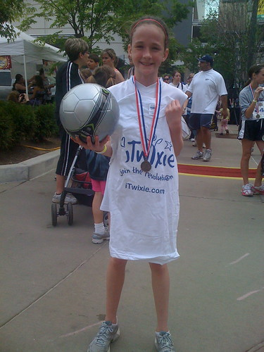 a true tween girl champion!