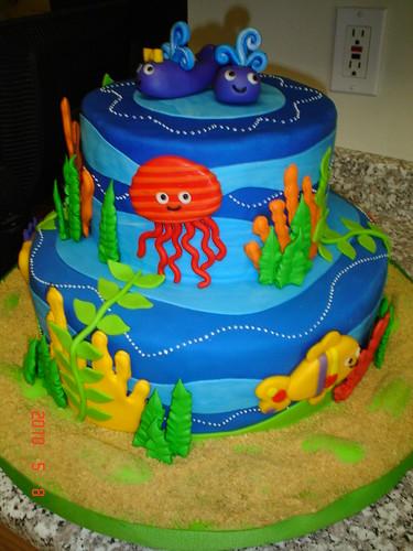 Under the Sea Cake #2