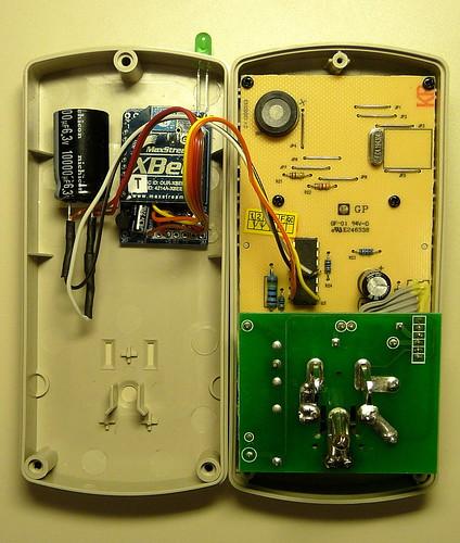 Kill-A-Watt + Transmitter