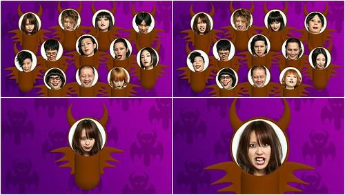LG2 DVD-Box.天使と悪魔ゲームRemix