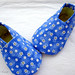 Summer Daisy Baby Shoes Booties Slippers Crib Shoes