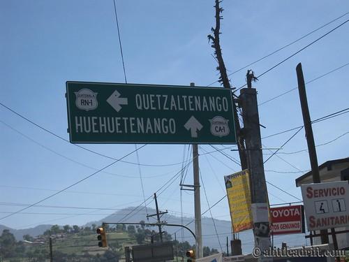 Learning Spanish in Xela, Guatemala