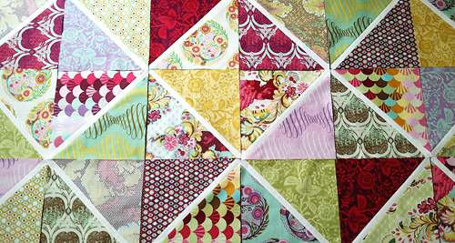 Quilt Top Work in Progress