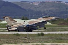 Up Close and Personal (Alvaro Aviation) Tags: israel fighter aviation jet camo planes barak militaryaviation openday lockheedmartin iaf israelairforce 383 indepenceday jetwash ramatdavid ef300mmf28lisusm llrd canon5dmarkii 110sq ef14xextenderiii ramatdavidiafb f16c30cf