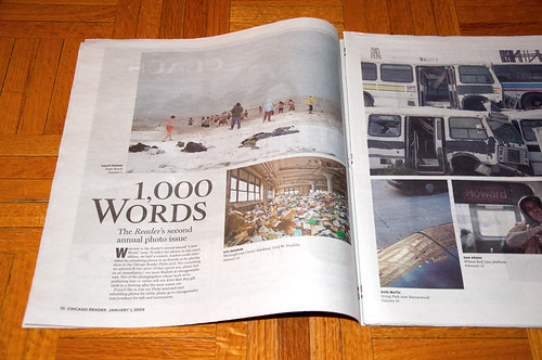 Chicago Reader 1000 Words