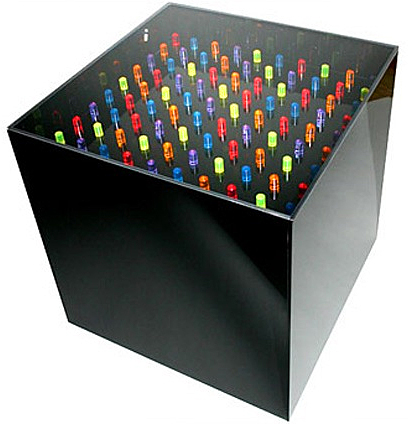 lite brite table