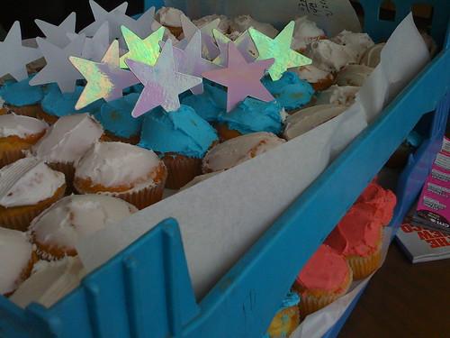 Inaugural Cupcakes