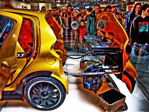 2006 Toyota Aygo For Sport Concept. 2006 - Toyota Aygo DJ