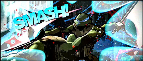 TMNT Smash Up Wii screenshot