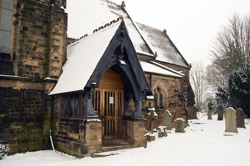 Church in Snow 04