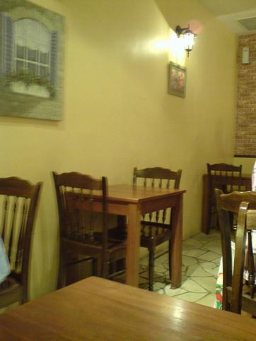 你拍攝的 餐廳1。