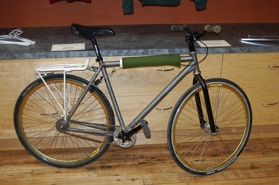 Kremins MKE polo bike