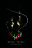 Kuwait Towers (Hamad Al-meer) Tags: red white black green art canon eos design towers kuwait hamad 30d حمد الكويت كويت أبراج almeer المير hamadhd hamadhdcom wwwhamadhdcom
